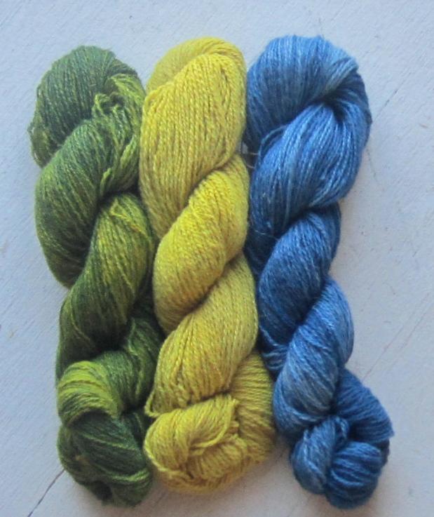Summer Natural DyeWorkshop